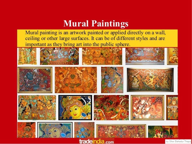 Famous indian paintings for What are the different types of painting techniques