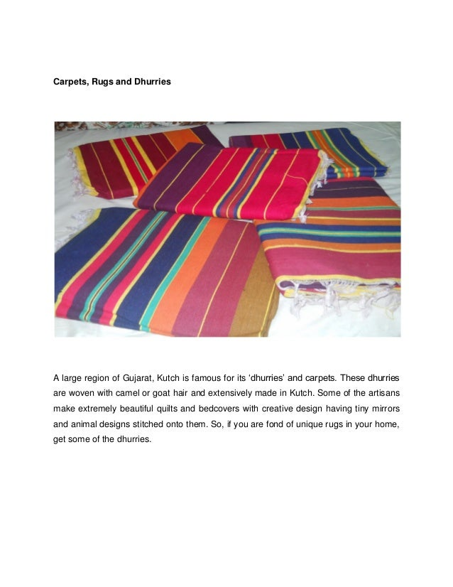 Popular Art And Crafts Of Gujarat That Make It So Colorful