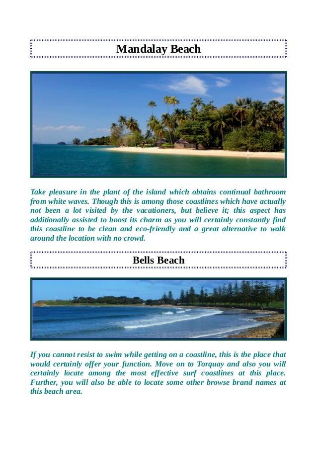 Popular beach destinations for australia tour packages Slide 2