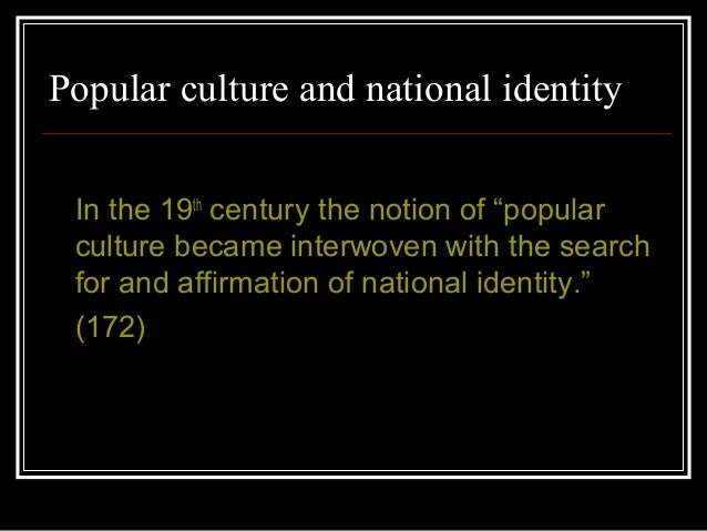 popular america culture Culture and globalization  to a homogenization of world culture,  spread of american corporations abroad has various consequences on local cultures,.