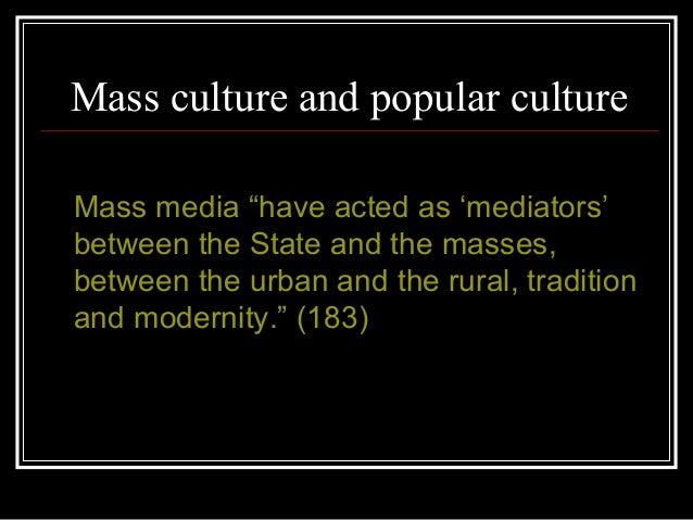 Popular Culture In Latin America 3