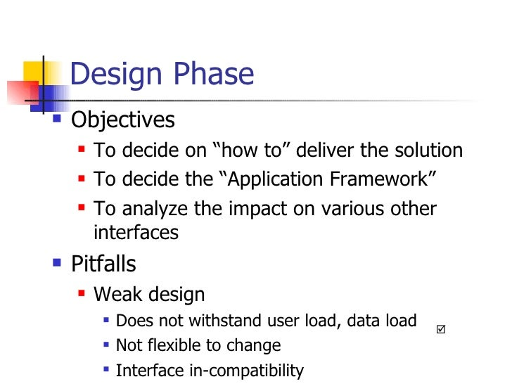 Popular Pitfalls In Sdlc Phases 1