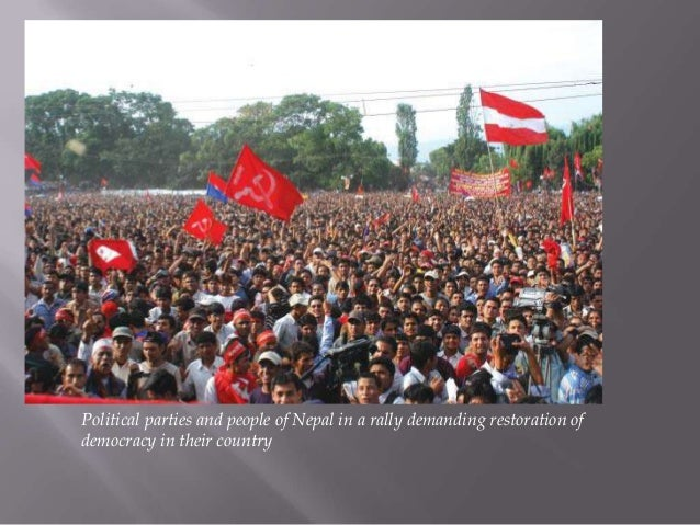 maoist movement in nepal pdf