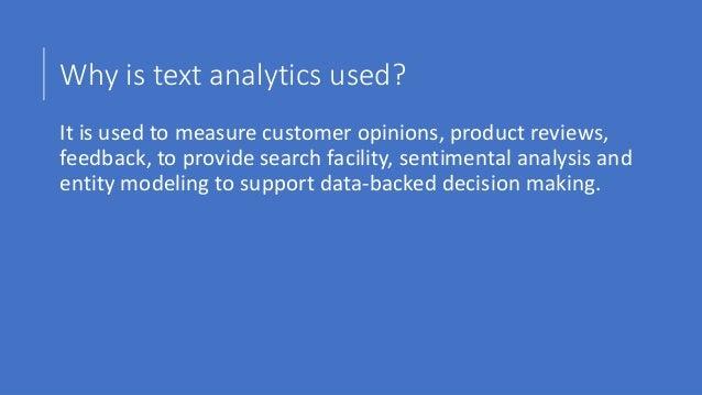 Popular Text Analytics Algorithms Slide 3