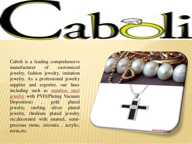 Caboli is a leading comprehensive manufacturer of customized jewelry, fashion jewelry, imitation jewelry. As a professiona...