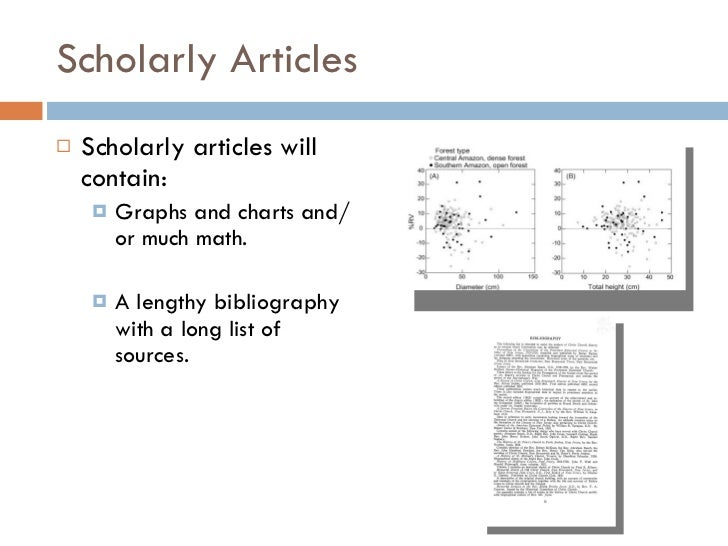 an introduction to two types of periodicals popular magazines and scholarly journals What is a scholarly (or peer-reviewed) journal  articles tend to be shorter than those in academic journals appearance popular magazines usually have glossy .