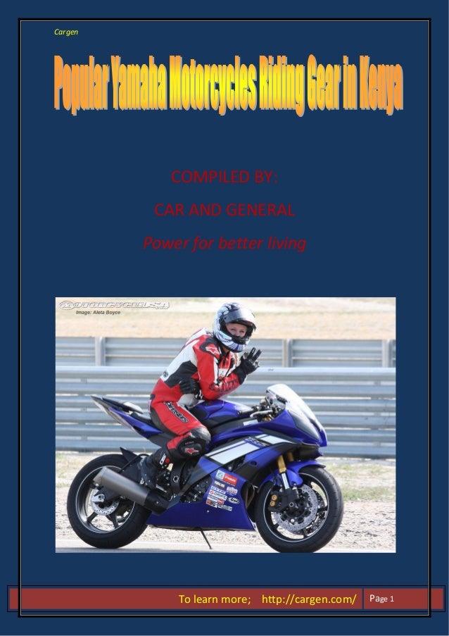 Motorcycle Insurance Motorcycle Insurance Rates Kenya