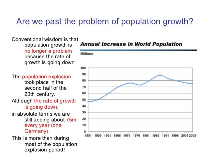 related literature on population growth Review of related literature on poverty alleviation  have maintained a continuous growth, others with falling incomes kept on declining or at most maintaining a .