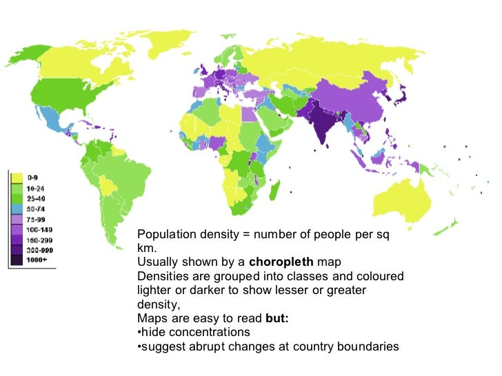 Population Density And Distribution - Norway map population density