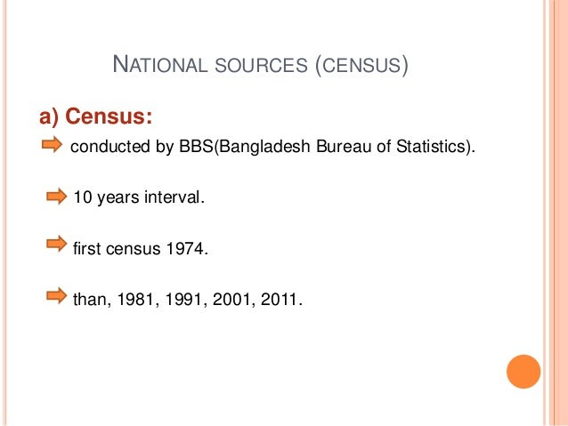 us census conducts survey every ten years to analyze various demographics As discussed in guardians almost 20 years ago,  ten current and former agents filed a federal class  statistical abstract of the united states: 1982.