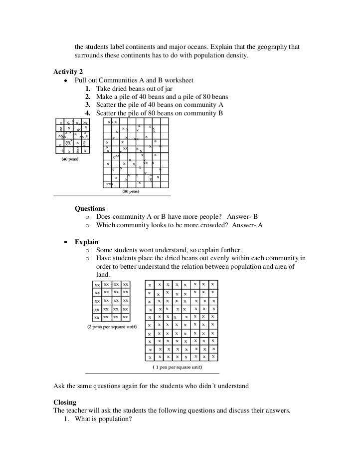 Density Activity Worksheet – Density Worksheet Answers