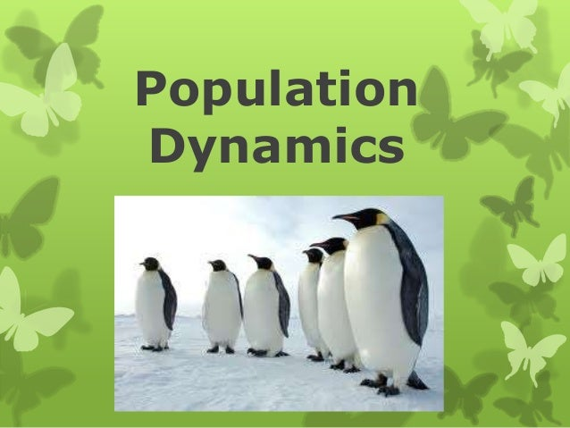 PopulationDynamics