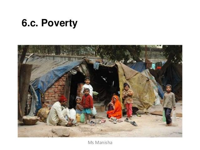 6.c. Poverty Ms Manisha