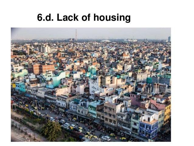 6.d. Lack of housing Ms Manisha