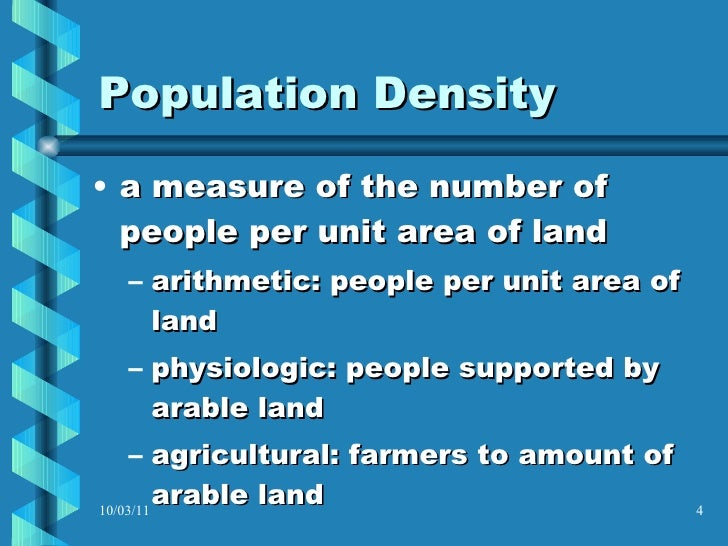 population geography notes Study material and notes of ch 6 population class 9th geography topics in the chapter • introduction • size and distribution → india's population distribution by density.
