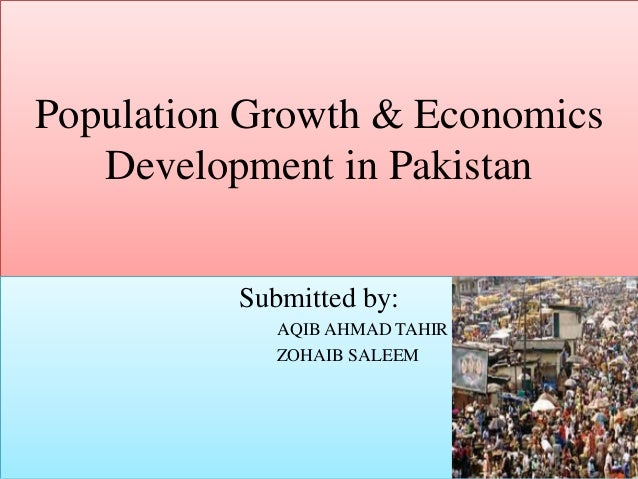 Essay on population growth and development