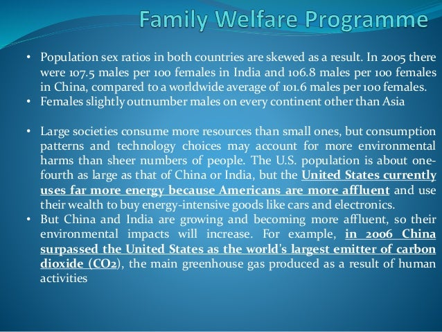 the influence of global population growth on the environment Unrestricted population growth is having a negative effect on the us population and environment new immigrants and their us- born children currently make up 75 to 80 percent of our annual population growth.