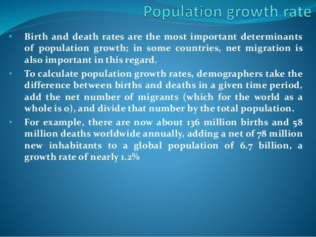 population growth and environment Population and the environment - susps supports traditional comprehensive sierra club population policy, including birth rates and overall immigration numbers, in achieving us population stabilization.