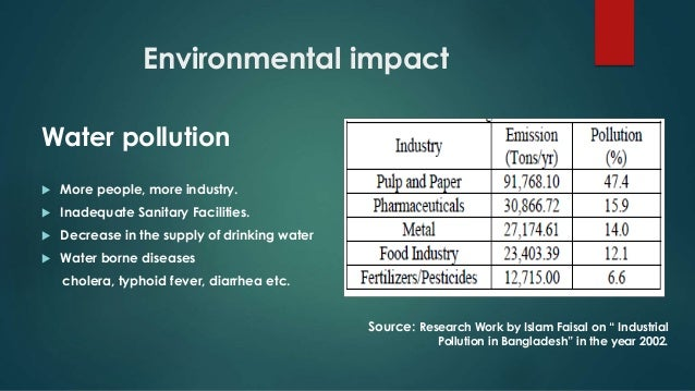 major environmental problems in the north Environmental issues are omnipresent in southeast asia apart from entailing tremendous environmental damage, the impact on.