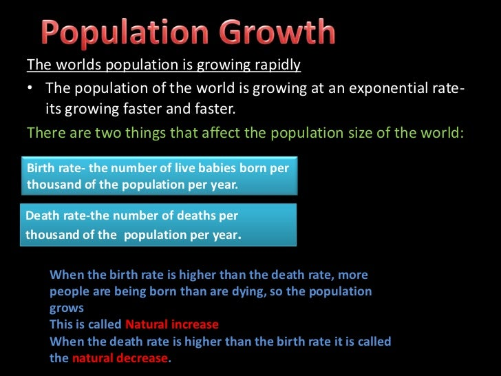 world population and population i introduction Us and world population clock tell us what you think date regional populations northeast midwest west south united states population by age and sex.