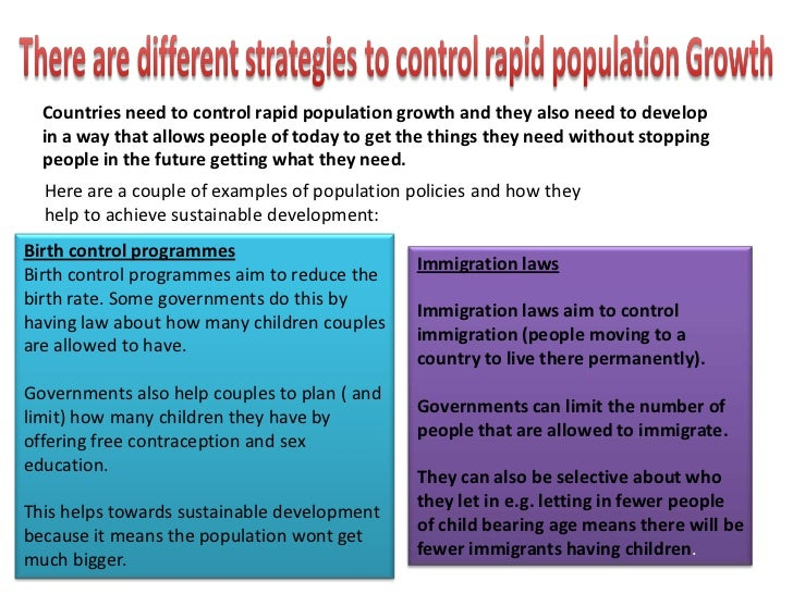 9 Major Disadvantages of Population Growth