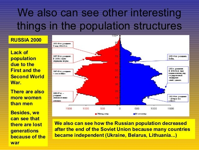 population pyramid definition