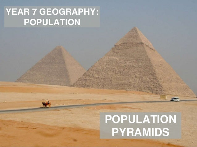 geography population pyramids A population pyramid, or age structure graph, is a simple graph that  expansive population pyramids are used to describe populations that are  tags: ap human geography, population pyramid, geography, demography.