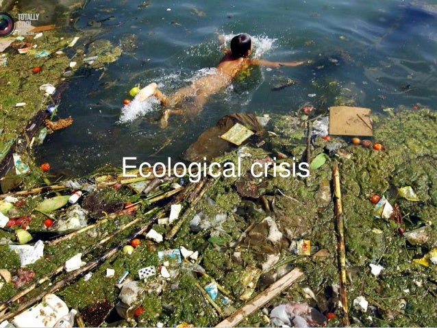 ecological crisis Tions for crisis: failures in governance, an ecological system exhibiting a tipping point, and an economy/environment interaction with positive feedbacks i develop a simple model to.