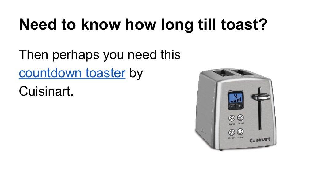bodum silver chrome toaster