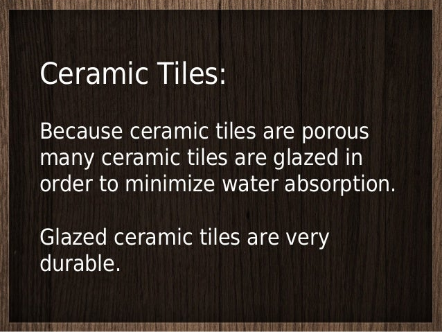 Porcelain Vs Ceramic Tile A Detailed Comparison: Porcelain Versus Ceramic Tiles
