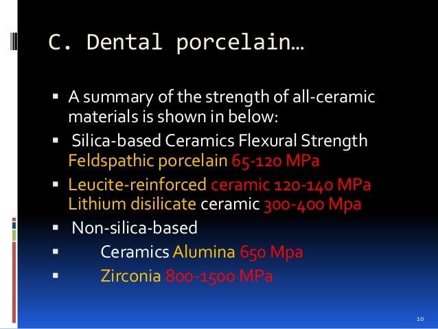 Porcelain Fracture