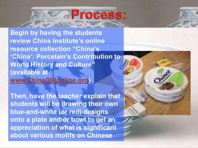 Porcelain Presentation Slide 3