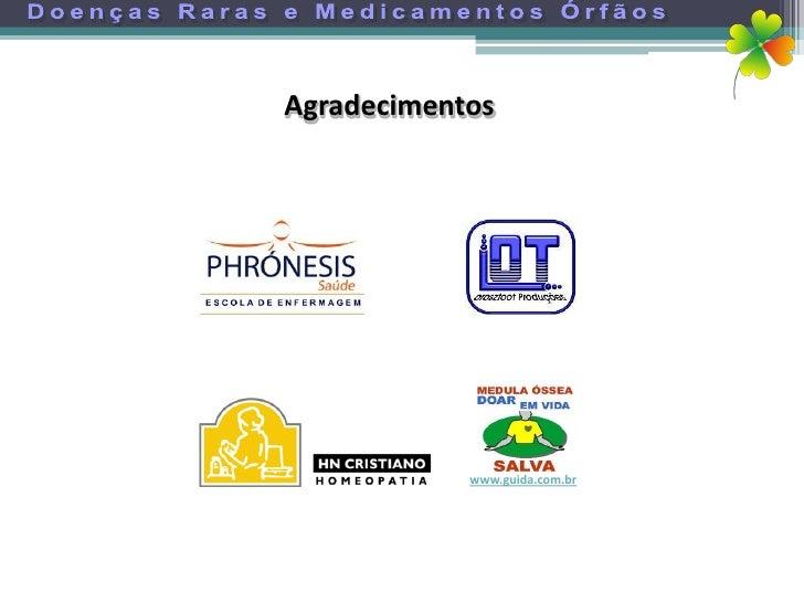 Agradecimentos                 www.guida.com.br
