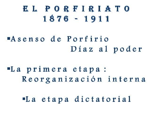 """1877_     -Presenta un proyecto de ley y hace constitucional                   Entra en vigor 1879      su lema: """"NO REELE..."""