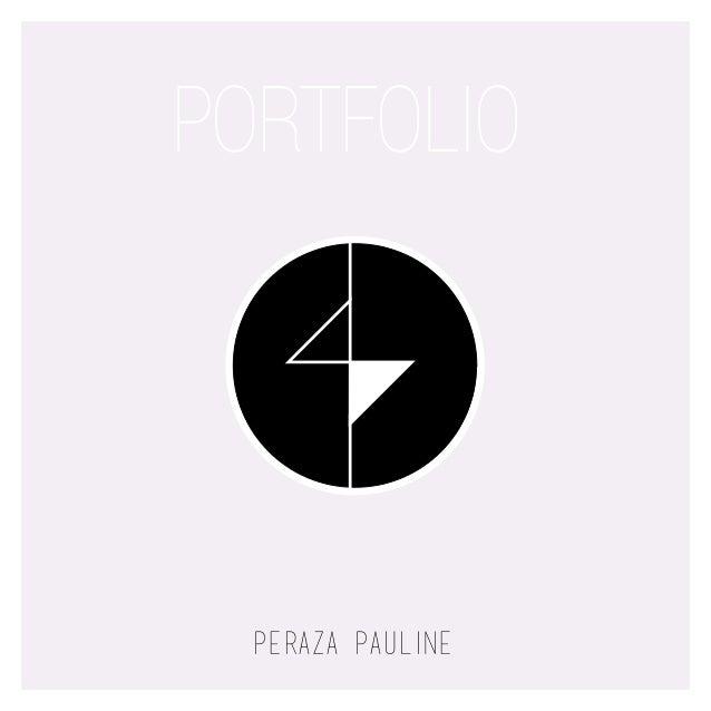 PORTFOLIO PERAZA PAULINE