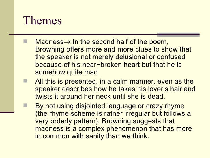 the madness of ophelia essay Ophelia as an innocent victim english literature essay print it damages ophelia's psychological development and their absence leads to ophelia's madness before.
