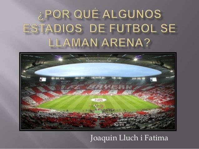 Joaquin Lluch i Fatima