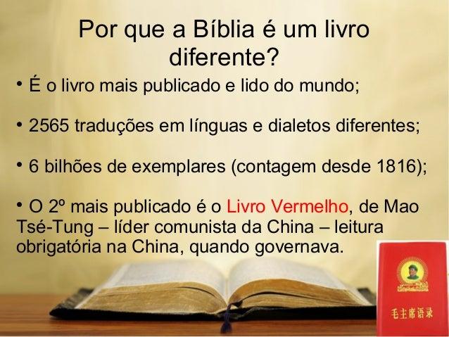 Por que creio na Bíblia Slide 3