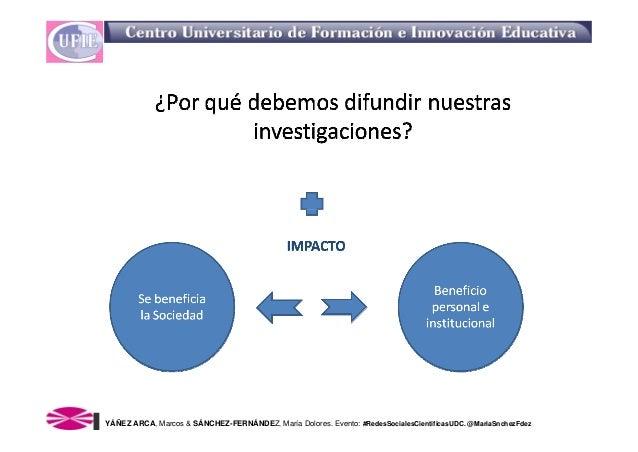 Porque debemos difundir nuestras investigaciones Slide 2