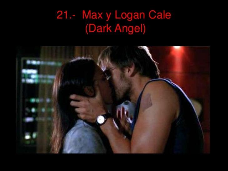 21.-  Max y Logan Cale(DarkAngel)<br />