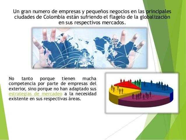 Porque las empresas en Colombia no son exitosas Slide 2