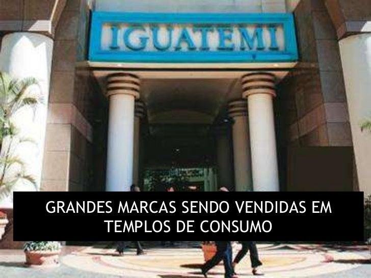 PEQUENAS MARCAS....