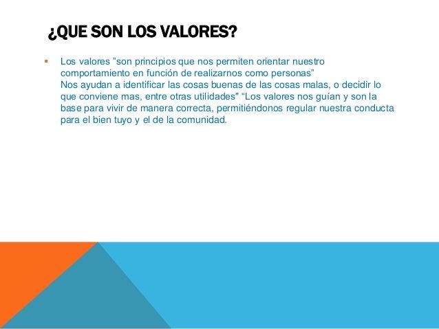 PORQUE SE PIERDEN LOS VALORES EN LOS JOVENES Slide 2