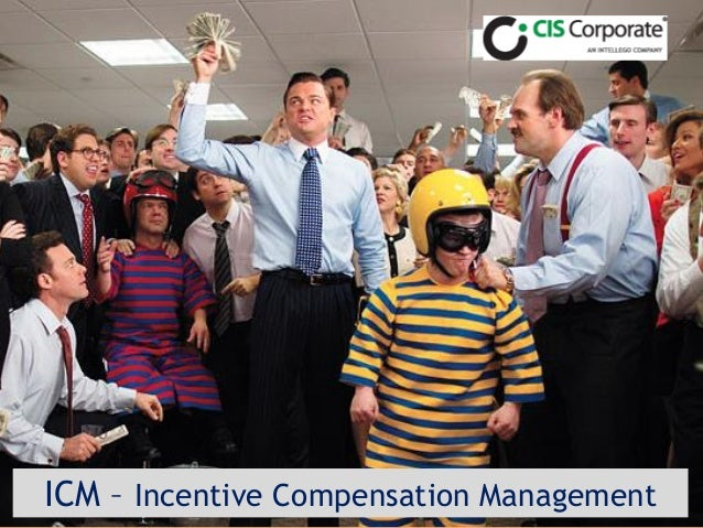 ICM – Incentive Compensation Management