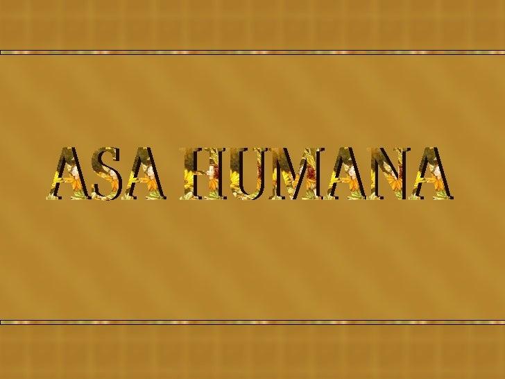 ASA HUMANA