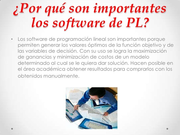 Por qu son importantes los software de for Porque son importantes los arboles wikipedia
