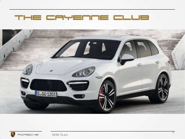 porsche case study Another comparable when it comes to national marque clubs is porsche now, the focus of porsche over the last few decades has been ôsportsö cars, although they have ventured off into grand.