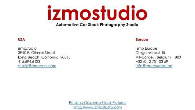 izmostudio  Automotive Car Stock Photography Studio  USA  izmostudio  3940 E. Gilman Street  Long Beach, California 90815 ...