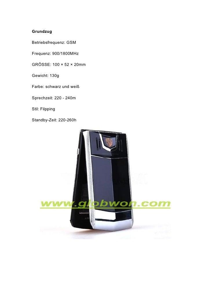 Grundzug  Betriebsfrequenz: GSM  Frequenz: 900/1800MHz  GRÖSSE: 100 × 52 × 20mm  Gewicht: 130g  Farbe: schwarz und weiß  S...
