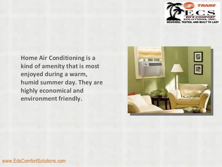 Portable Air Conditioner Slide 3